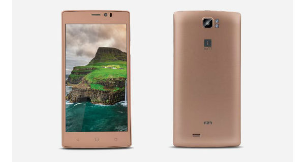 iBall Andi F2F 5.5U Launched – Price, Specifications and Features