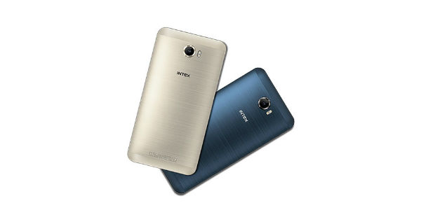 Intex Aqua HD 5.5 Back