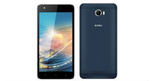 Intex Cloud Q11 Front and Back