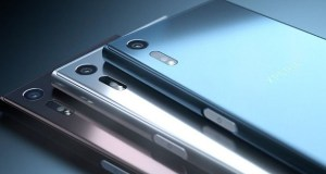 Sony Xperia XZ Back