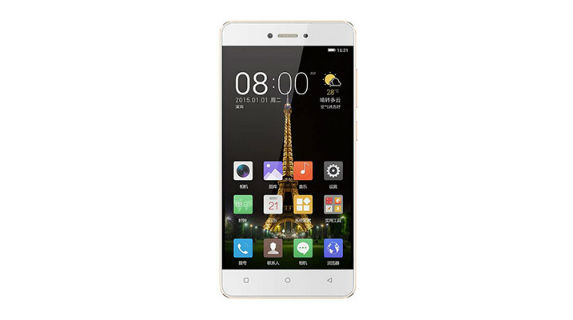Gionee P7 Max Front