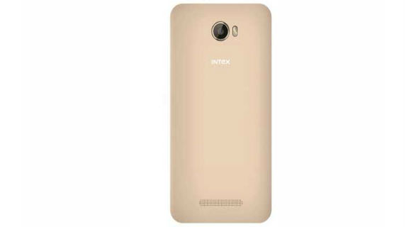 Intex Aqua 5.5 VR Back