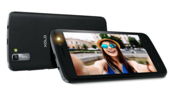 Xolo Era 2 Front and Back