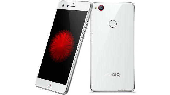 ZTE Nubia Z11 Mini Front and Back