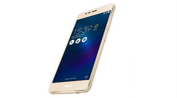 Asus ZenFone 3 Max Side View