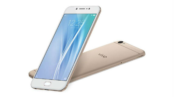 Vivo V5 with 20MP front camera, 4GB RAM launched at Rs. 17980