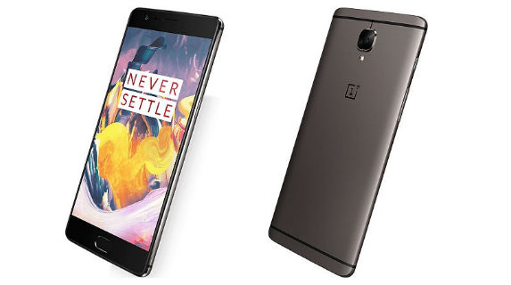 OnePlus 3T launched in India, price starts at Rs. 29999
