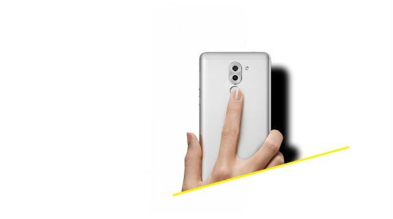 Huawei Honor 6X back