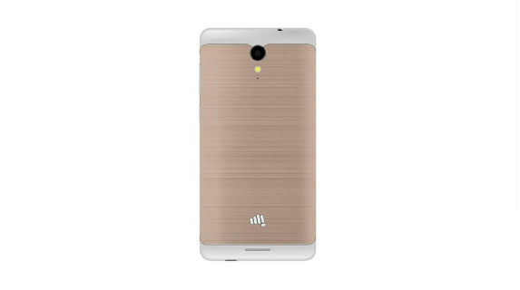 Micromax Vdeo 3 back