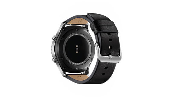Samsung Gear S3 classic back