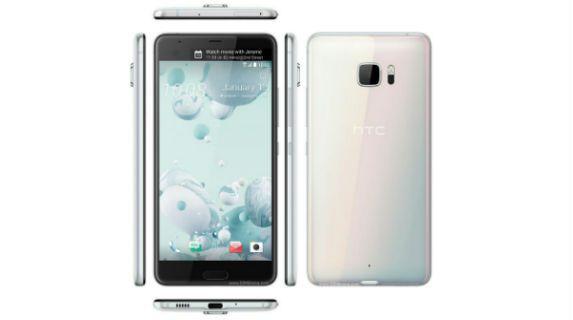 HTC U Ultra overall