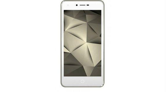 Karbonn Aura Sleek 4G front