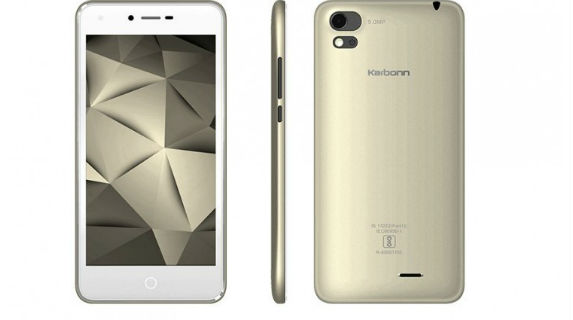 Karbonn Aura Note 4G, Aura sleek 4G launched in India, prices start from Rs 5290