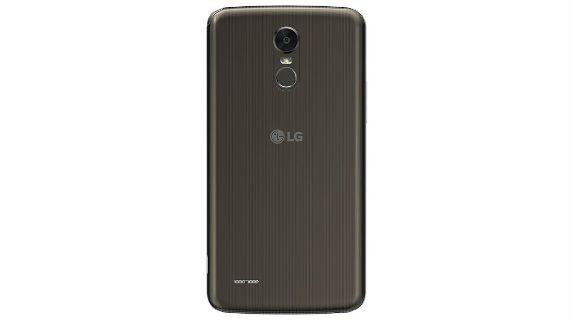 LG Stylus 3 back