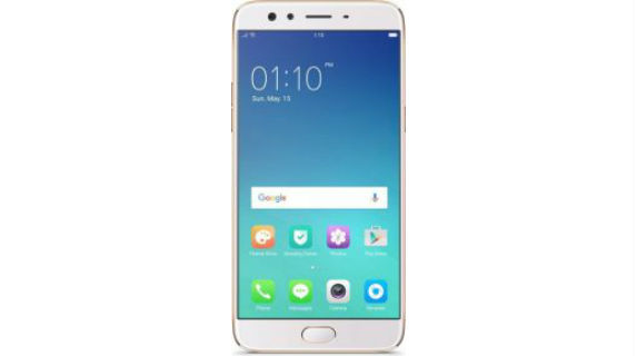 Oppo F3 Plus Front