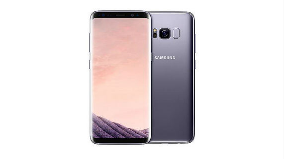 Samsung Galaxy S8 overall