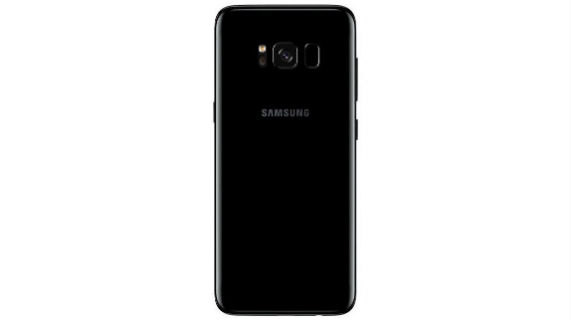 Samsung Galaxy S8 plus back