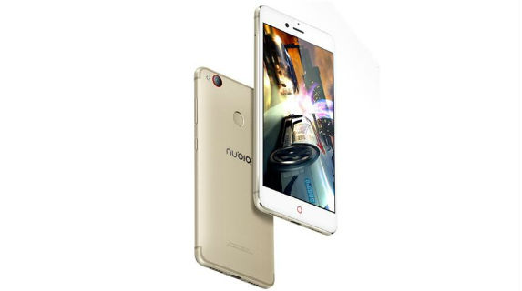 Nubia Z11 mini S with 23 MP camera, 4GB RAM launched in India for Rs 16,999