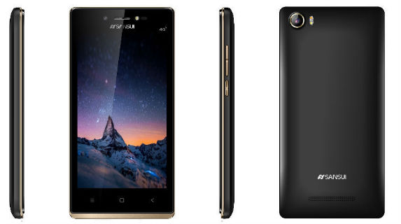 Sansui Horizon 1 with 4G VoLTE launched for Rs. 3999