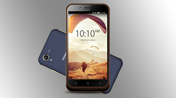 Karbonn Aura 4G with Android 7.0, 4000mah battery launched for Rs. 5790