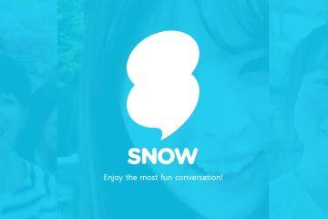 Selfie Uygulaması Snow, SoftBank ve Sequoia Çin'den 50 Milyon Dolar Yatırım Aldı