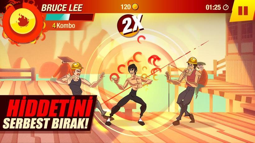 Bruce Lee: Oyuna Gir