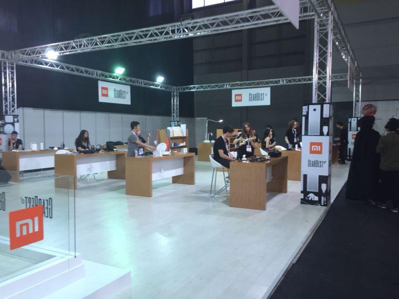 CNR Games Week 2018 Gearbest & Xiaomi