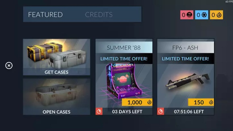 Critical Ops Features