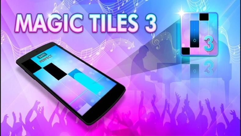 Magic Tiles 3 Oyna