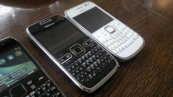 Nokia E72 und E6_5