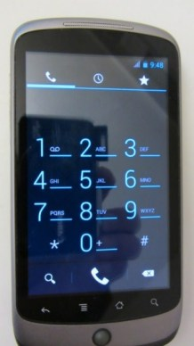 Nexus One Ice Cream Sandwich 4.0 (10)