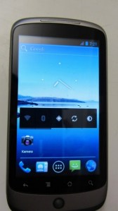 Nexus One Ice Cream Sandwich 4.0 (4)