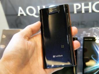 Sharp Aquos Phone 104SH Android (10)