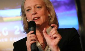 California Gubernatorial Hopeful Meg Whitman Speaks To Business Group