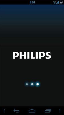 Philips My Remote Start Screenshot