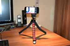 Smartphone Stativ Fotografie (2)