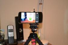 Smartphone Stativ Fotografie (3)