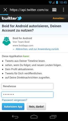 Boid Twitter-Client (2)