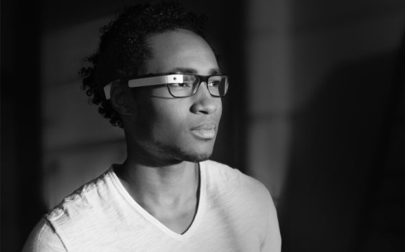 Google Project Glass brille