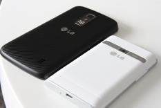 LG Optimus True HD LTE und LG L3 Back