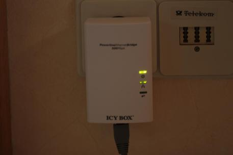 IcyBox Powerline 03