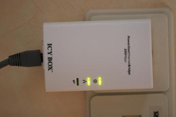 IcyBox Powerline 04