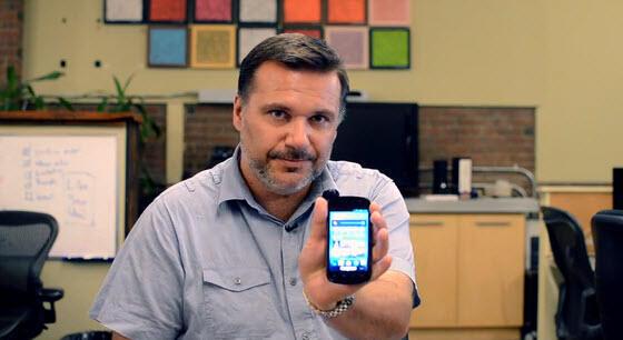 Chameleon für Android Smartphones angekündigt
