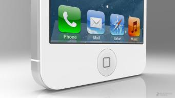 iPhone 5 Render Based on Leaked Parts
