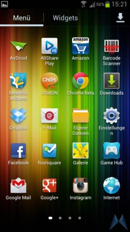 Samsung Galaxy S3 Screen (4)