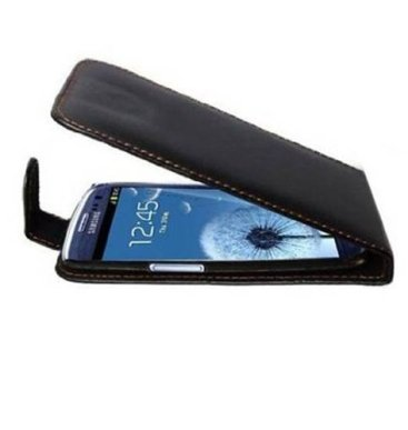 Kobert Goods Leder Flip Case Samsung Galaxy S3 (6)