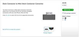 Mini-Dock-Anschluss leak (7)