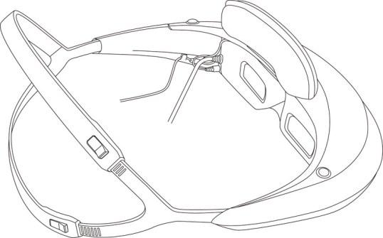 Sony OLED-Brille HMZ-T2 (3)