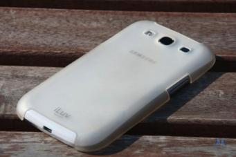 Samsung Galaxy S3 iLuv Oberschale Rückseite IMG_8144