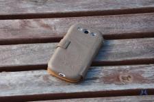 Zenus Samsung Galaxy S3 Masstige E-note Diary Camel IMG_8192